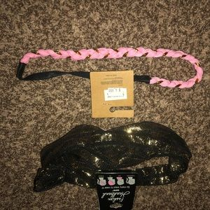 Nwt headbands